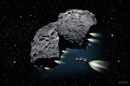 James Vaughan - Asteroid Herding