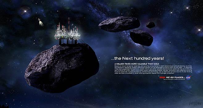 James Vaughan - Asteroid Mining - Oz - text