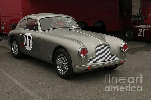 Aston Martin DB-21953 by Curt Johnson