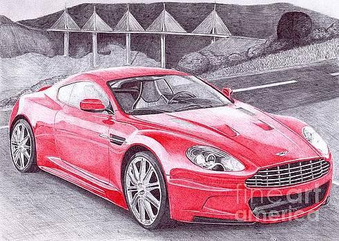 Aston Martin by Oleg Kozelskiy