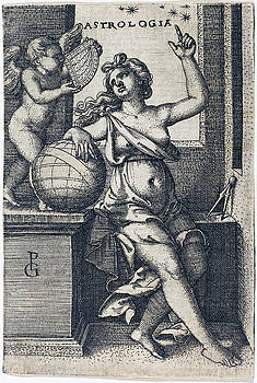 Georg Pencz - Astrology