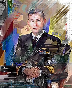 James Vaughan - Astronaut John Young