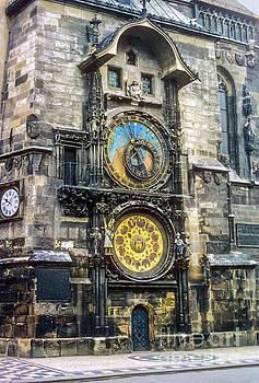 Bob Phillips - Astronomical Clock