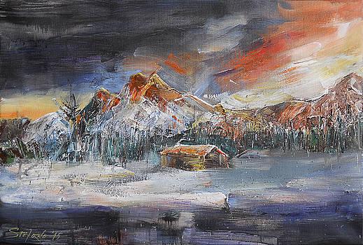 At Dusk IV by Stefano Popovski