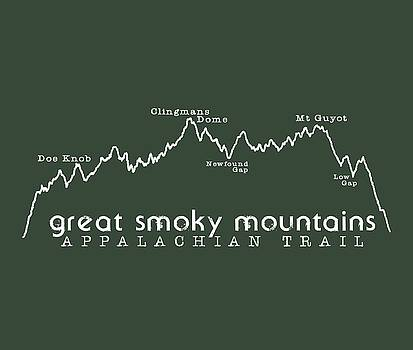 AT Elevation Profile GSM White by Heather Applegate