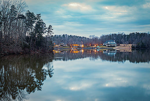 At Home On The Lake by Ant Pruitt