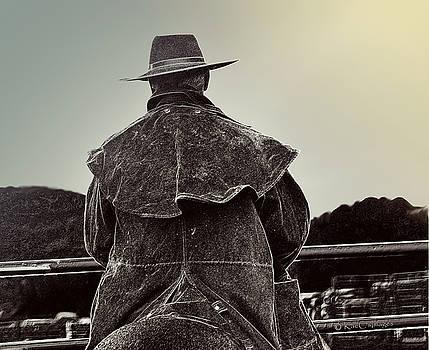 At Home on the Range 3 by Kae Cheatham