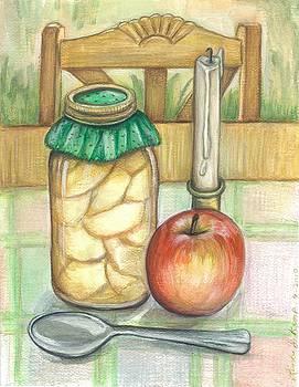 At Home Still Life by Linda Nielsen