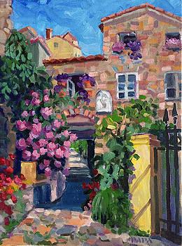 At Nicola Italy by Ralph Papa