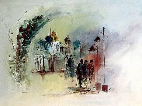 At noon by Rafi Talby