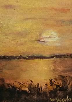 At Sunrise by Sallie Wysocki