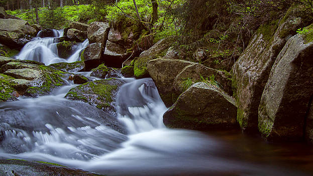 at the Bodefalls  by Andreas Levi