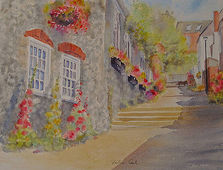 At the bottom of Church hill Hythe Kent by Beatrice Cloake