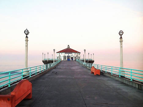 Art Block Collections - At the End of the Pier