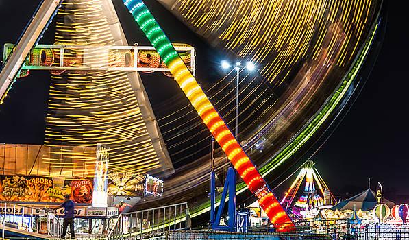 Summer Carnival by Greg Croasdill