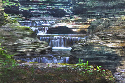 At The Gorge by Sharon Batdorf