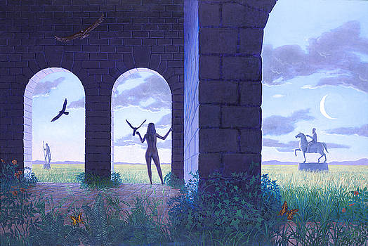 At The Threshold by Jonathan Day