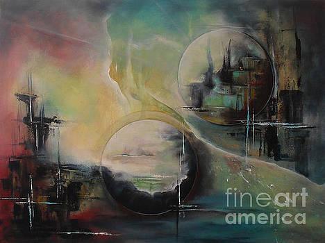 At World's End by Lia Van Elffenbrinck