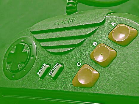 Atari Jaguar Controller by Kyle West
