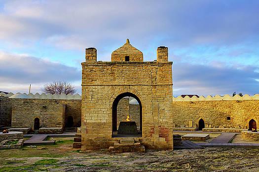 Ateshgah of Baku by Fabrizio Troiani