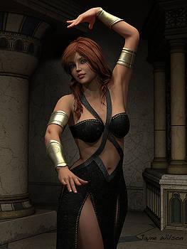 Jayne Wilson - Athena