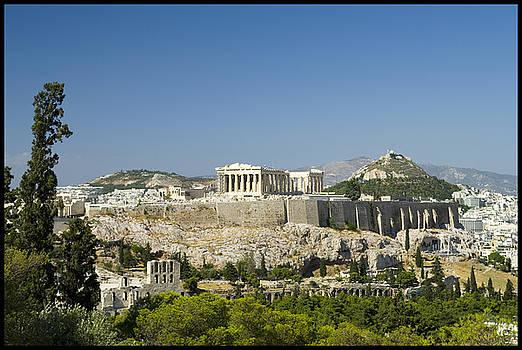 Athens by Julia Bridget Hayes