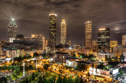 Atlanta by Anna Rumiantseva