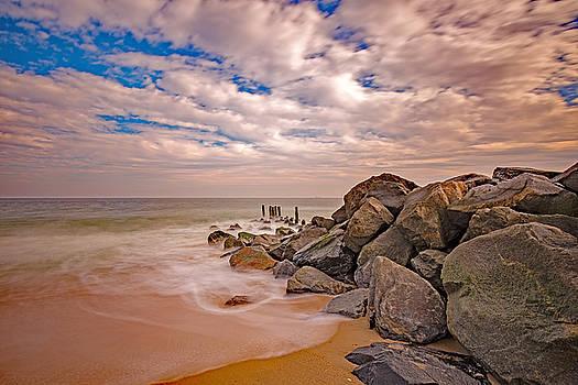 Allan Levin - Atlantic  Calmness