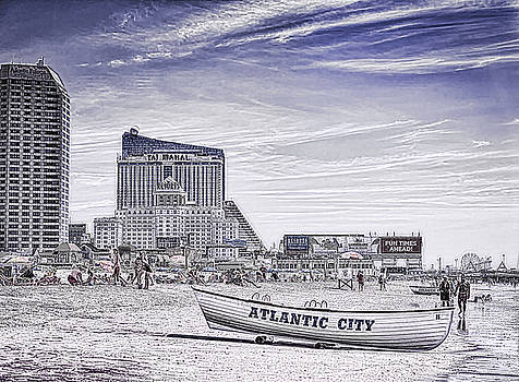 Atlantic City by Linda Constant