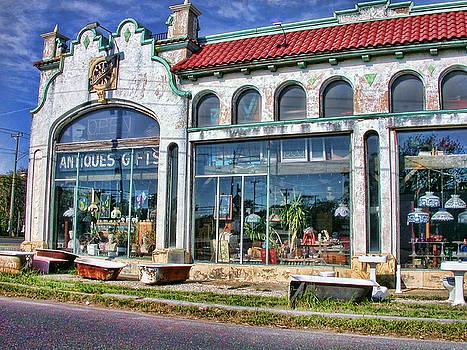 Edward Sobuta - Atlantic City Shop