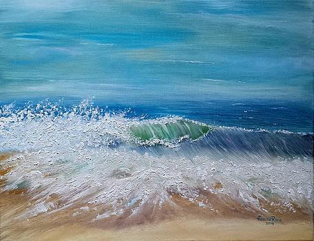 Atlantic Median by Judith Rhue
