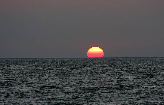 Allan Levin - Atlantic Sunrise