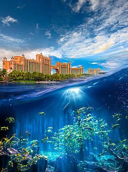 Atlantis Bahamas by Sunman Studios