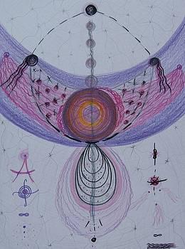Atlantis Blueprint by Elena Soldatkina