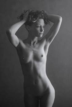 Nude 3967 by Jack Snyder