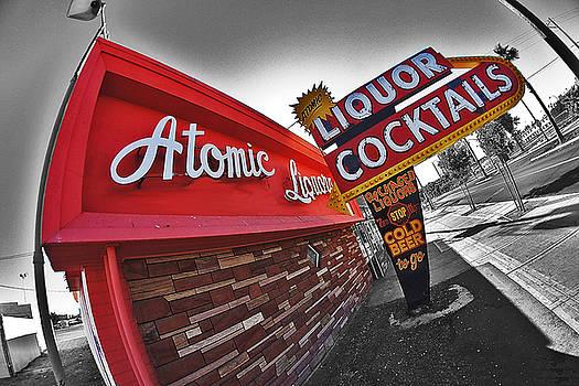Atomic Liquor by Julie Bergonz