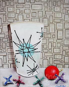 Atomic Starburst  by Mary Hughes