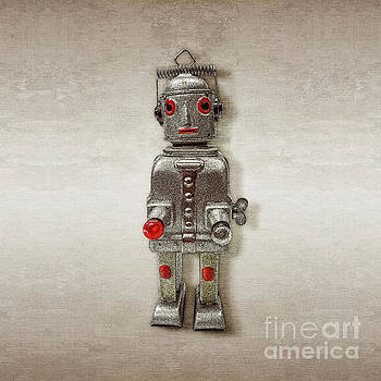 Atomic Tin Robot by YoPedro