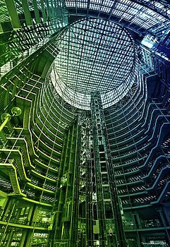 Atrium Mall by Taras Khlibovych