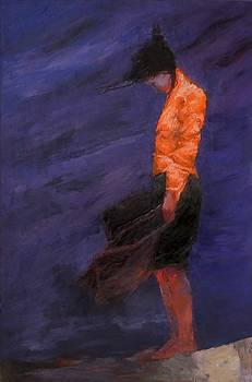 Young Medusa by Irena Jablonski