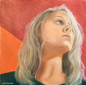 Attrice by Leslie Rhoades