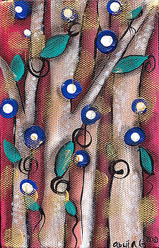 Abril Andrade Griffith - Atzin Tree