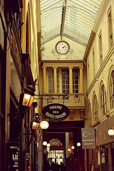 Au Bouffes Parisiens by Valerie Dauce