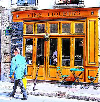 Jan Matson - Au Bougnat Restaurant Vins Liqueurs