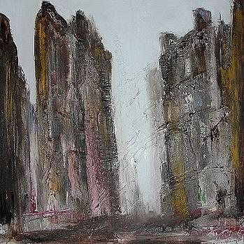 Au coin de la rue by Patrice Brunet