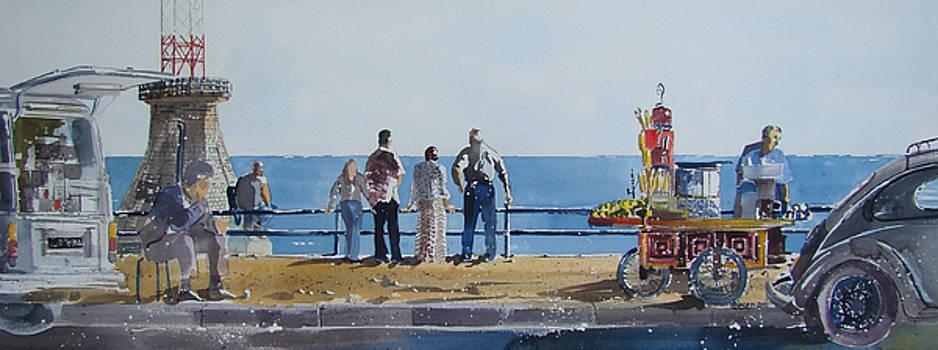 AUB Corniche Beirut by Martin Giesen