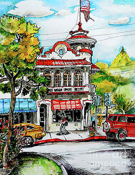 Auburn Historical by Terry Banderas
