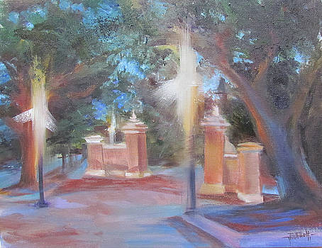 Auburn Nights by Jill Holt