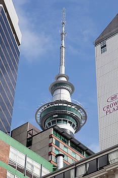 Ramunas Bruzas - Auckland Tower