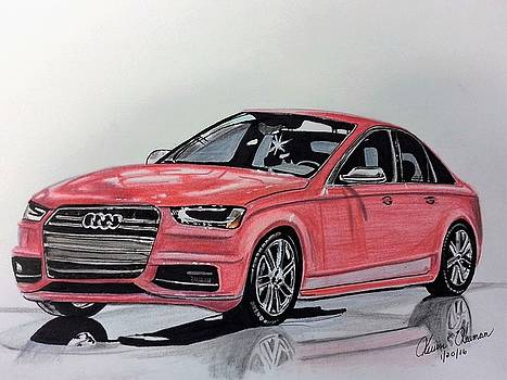 Audi S4 by Kevin F Heuman